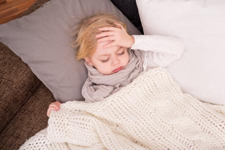 小孩反复感冒是怎么回事?