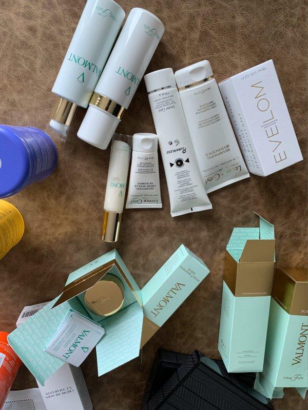干货/分享我一直在用的护肤品系列♀️