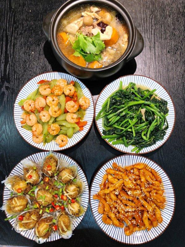 我家吃不胖的快手家常菜晚餐分享❤️9⃣️