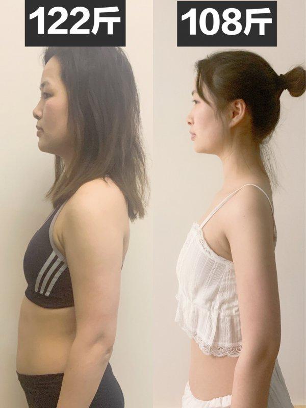 30天瘦14斤,帕梅拉运动总结➕减脂期饮食
