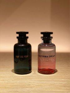 Louis Vuitton 2020新品香水真身首发