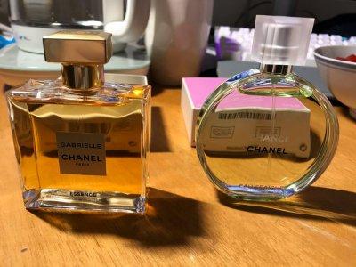 新款香奈儿嘉柏丽尔天性香水