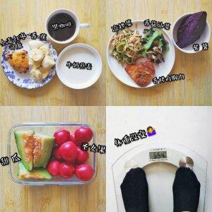 减肥打卡第8⃣天|饮食+运动|8小时饮食法