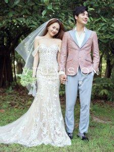 自然清新婚纱照这样拍美哭了,深圳婚纱照!