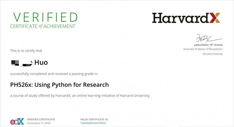 自我提升在家上哈佛投行四大实习