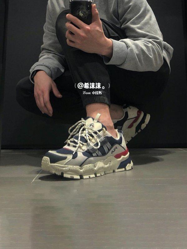 韩国FILA斐乐新款鞋子推荐 满天星超酷