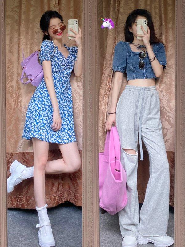 夏日5穿搭少女感穿搭舒适内衣分享