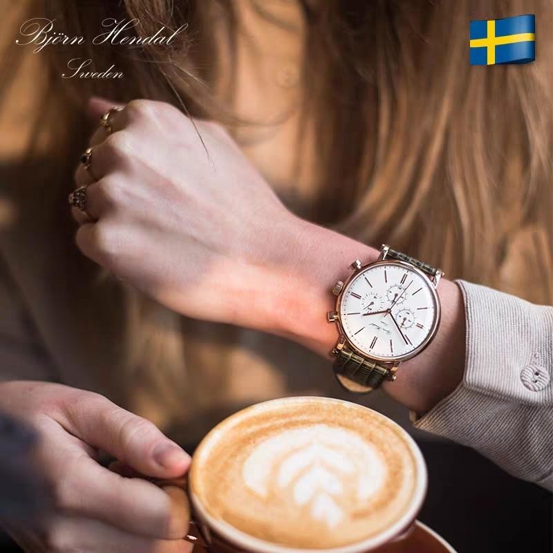 BH手表 职场女性必备,展现自信气质