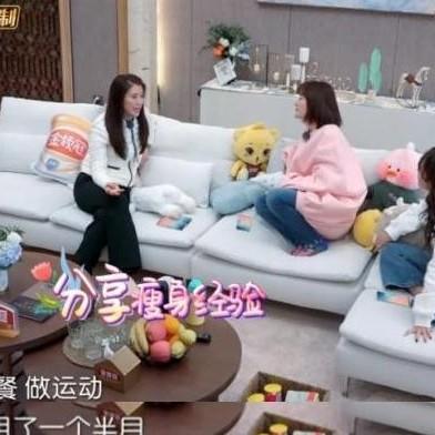 49岁袁咏仪从146斤瘦到98斤,靠3个减肥方法