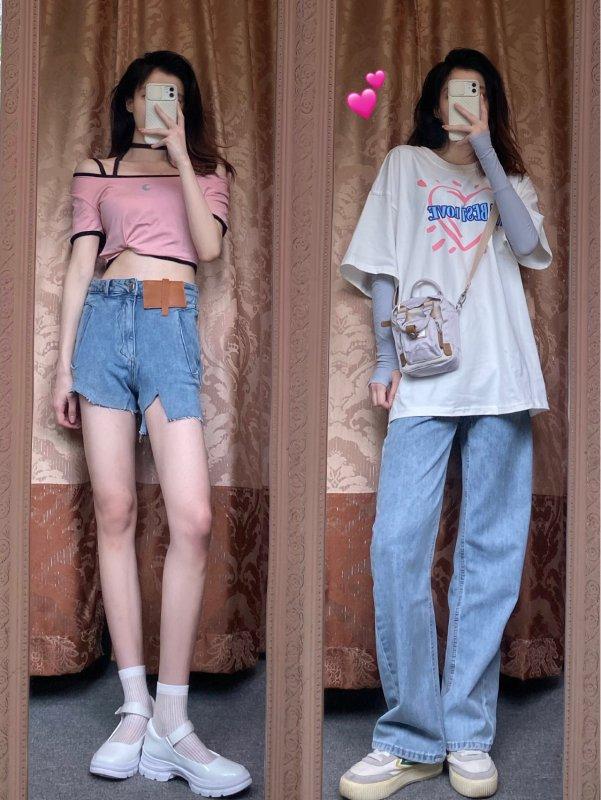 最近大的mojito女孩穿搭-穿衣搭配-辣妈女性网