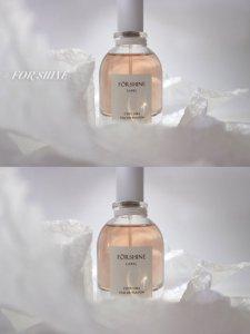 小丁同款香水出新品啦 软萌的奶桃泡泡呀