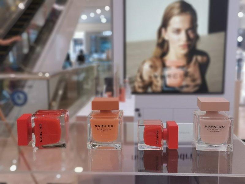新加坡 香水 2020新款Narciso香水