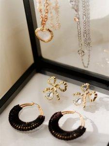 小众宝藏饰品合集,给穿搭加分