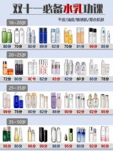 新品干皮敏感肌水乳套装/抗初老护肤补水