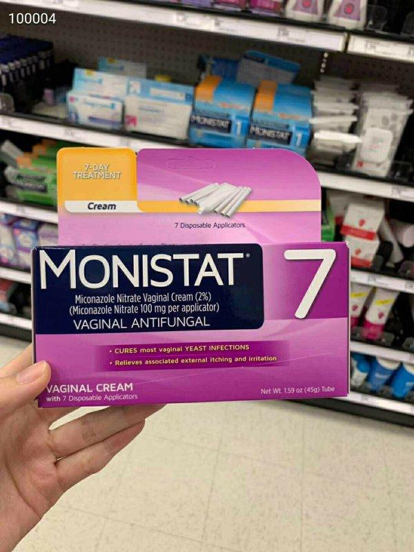 Monistat7妇科凝胶