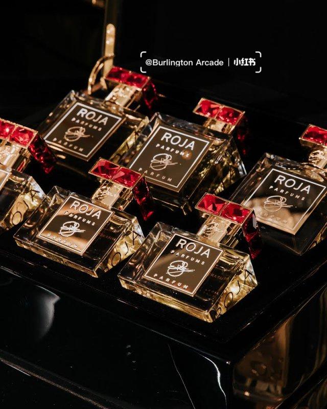 世界最顶级的香水Roja Parfums