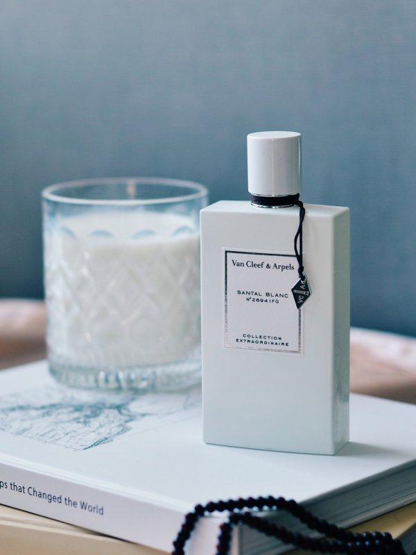 秋冬挚爱香水 | 超好闻的奶味檀木香!