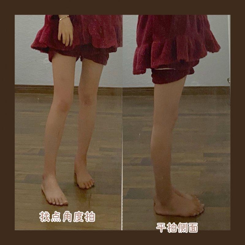 ‼关于运动减肥到28cm跳绳不粗小腿教程