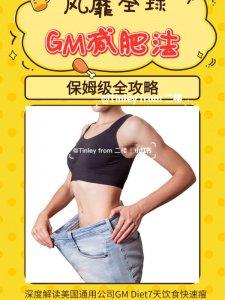 【方法】GM减肥法超干货保姆级全攻略(一)