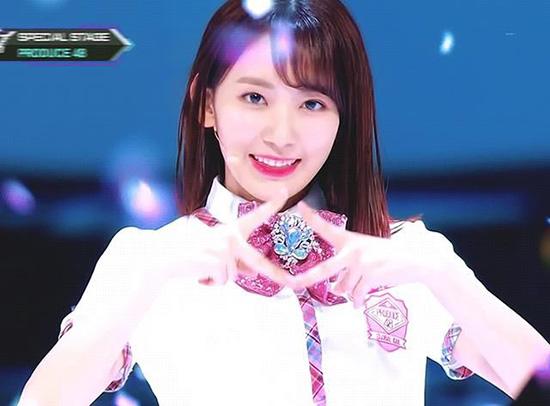 《Produce48》最新实时排名 小樱花第五小姐姐飙升第一
