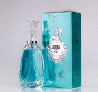 安娜苏许愿精灵香水怎么样 精灵古怪合适小仙女