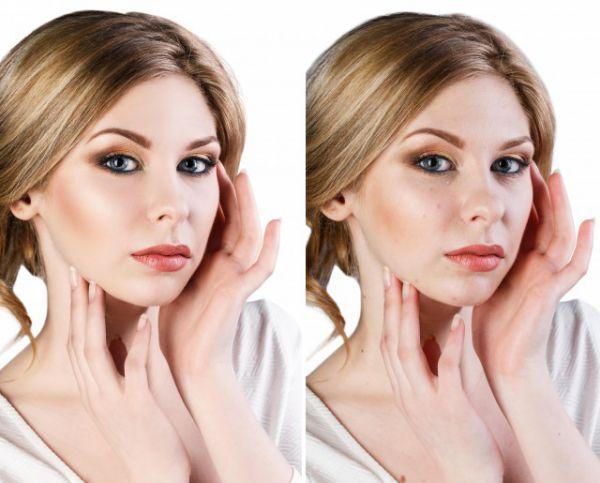 正常人脸长多少厘米 判断自己脸型很简单