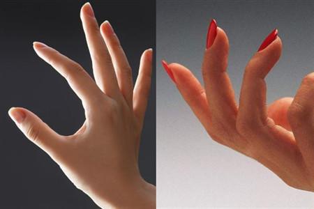 只用纸甲油后怎么调养手指 纤纤玉指养成记