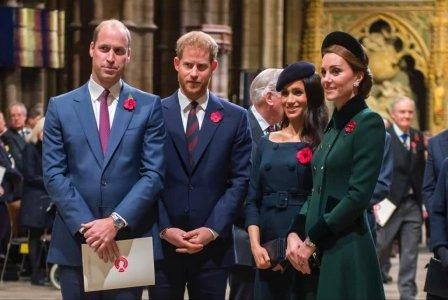 凯特梅根等英国王室成员的居家生活照 他们家屋里是这样的