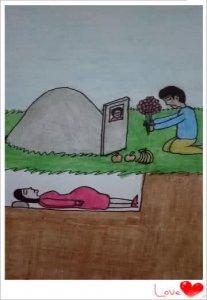 少儿不宜人性图:人性的淡漠 医院就是屠宰。客:这就是现实