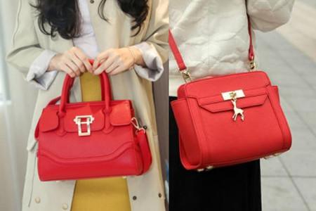 红色包包配什么颜色衣服 教大家搭出流行感