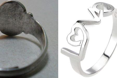 银戒指变黑是为什么 这些原因你要注意