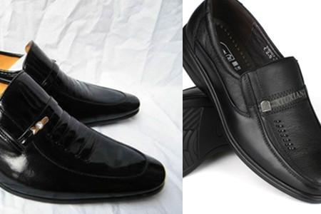 皮鞋男真皮的款式怎么选择 合适自己的很重要