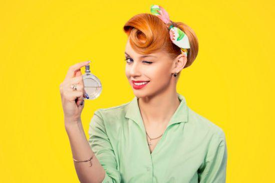 香水怎么喷 三点建议让你清香迷人