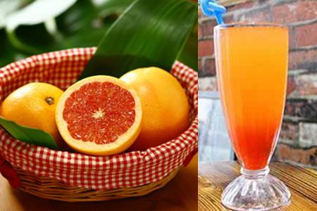 葡萄柚有效减肥的功效 这种水果你不能不试试