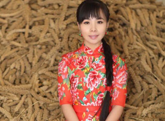 王二妮照片