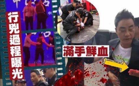 任达华被刺伤原因 神秘男子行凶过程吓到在场观众