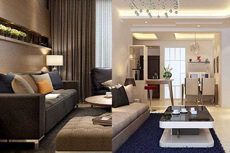 小户型客厅设计装修有诀窍 三个方法就能与众不同