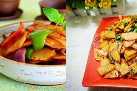 干锅土豆片的做法步骤 介绍一道营养又美味的菜品