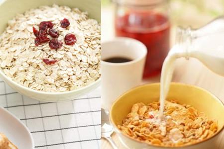 燕麦片减肥方法 是众多美眉的福音