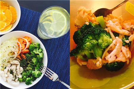 健康瘦身餐 吃出模特般的好身材