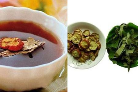 山楂荷叶茶 减肥的必备良药