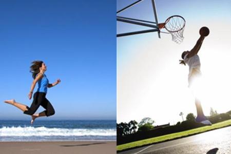 弹跳力有效练习法 让你的身体机能更好