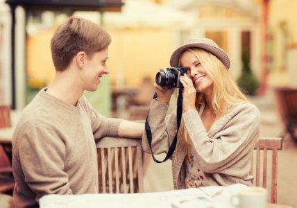 喜欢一个人是什么感觉 笑容满面是常态