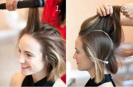 短发怎么编辫子好看 自己可以编的简单发型
