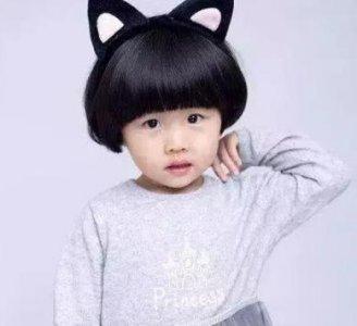 幼儿园小女生可爱发型 3岁小女孩留什么发型好看