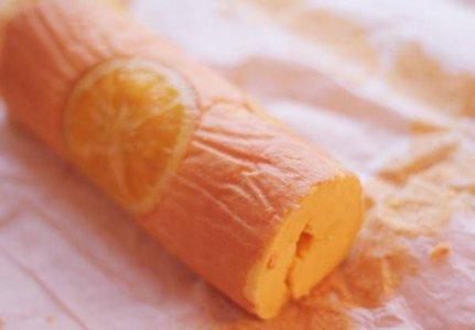 橙汁蛋糕卷做法大全 10个步骤轻松搞定