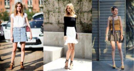 轻薄的夏装可以展现出女生的着装优势 怎么根据身高选裙子的长度?