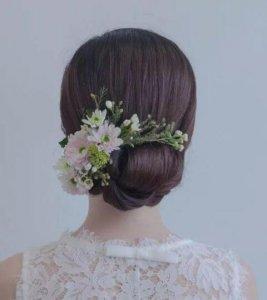 丸子头 丸子头适合什么样的脸型?流行丸子头的发型