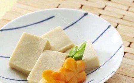 豆腐中含有大量的植物性蛋白质 天天吃豆腐能减肥吗?