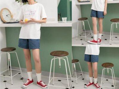 小白鞋可以说是每个小仙女都必备有的一双鞋子 女生穿什么颜色的帆布鞋好看